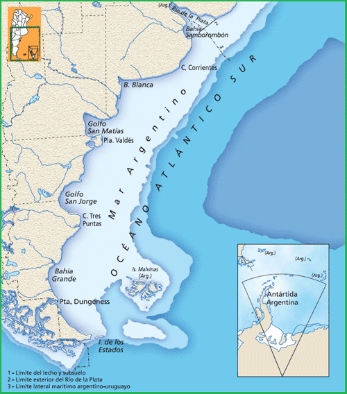 Terrible verdad del mar argentino (actualizado 25/06)